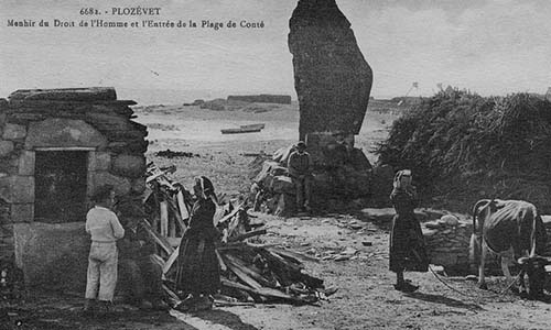 Elie Pipon's stone